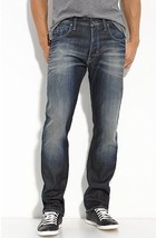 G Star Heller Tapered Vintage Aged Jeans in Fall Denim, Size W31/L34, $170 - $79.75