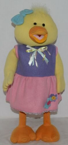Prima Creations BBK K067 Decorative Girl Duck Figurine Not A Toy