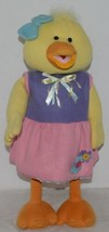 Prima Creations BBK K067 Decorative Girl Duck Figurine Not A Toy image 1