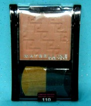 Maybelline EXPERT WEAR Silky Smooth Powder Blush With Brush ~110 SUMMER ... - $15.03