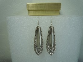 International Kenilworth 1887 Earrings Sterling - $80.18