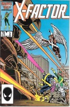 X-Factor Comic Book #3 Marvel Comics 1986 Fine+ New Unread - $2.99