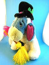 Eeyore Christmas Snowman Plush 11 inches Walt Disney Winnie The Pooh & F... - $15.83