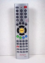 Apex CK5D-C1 TV Remote Control PF2030 PF2420 PF2430 PF2720 PF2730 PF3220... - $14.01