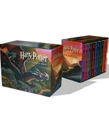 Harry Potter Boxed Set Trade Paperback - $79.97