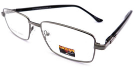 Gotham Style Stainless 3 Eyeglasses in Gunmetal - $25.00