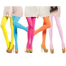 Tights Coloured Flash for Women / Tights Thick And Opaque Evening Costume - $10.31