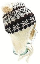 SHERPA - KNIT - SKI - SKULL - BEANIE - WINTER - CAP - NEW - WINTER - HAT... - $17.09