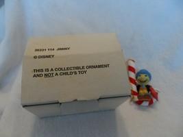 Disney Grolier  Jiminy Christmas Ornament w/Box  26231 114 - $11.00