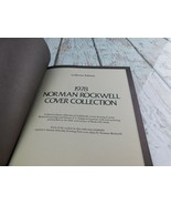 1978 Norman Rockwell Cover Collection Collector's Edition Album Book of ... - $19.79
