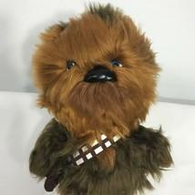 "Star Wars Stuffed Plush Talking 9"" Chewbacca Character Plush Wookie - $18.80"