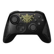 HORI Nintendo Switch Wireless HORIPAD Zelda Edition Rechargeable Control... - $53.72