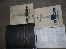 1992 Ford Mustang Gt Cobra Service Shop Repair Manual Set OEM dealership... - $142.99