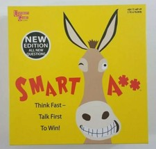Smart Ass Board Game 2017 University Games  - $14.01
