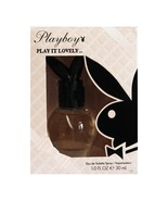 COTY* 1oz Spray Bottle PLAYBOY Eau De Toilette PLAY IT LOVELY Fragrance ... - $9.99