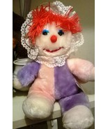 Russ Corky the Clown Vintage Plush toy  - $14.85