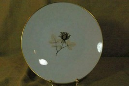 Rosenthal Shadow Rose  Salad Plate 3686 - $4.15