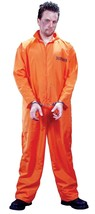 Fun World Got Busted! Pénitentiaire Prisonnière Adultes Hommes Halloween - $23.05