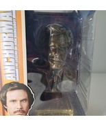 "2013 Ron Burgundy Anchorman 7"" Collector Series Bust Will Ferrell The Le... - $59.35"