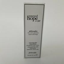 Philosophy Renewed Hope In A Jar Renewing Dew Concentrate Moisturize Wri... - $22.24