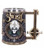 Nemesis Now B4857P9 Licensed Ghost Papa Emeritus III Meliora Gold Tankar... - $41.18