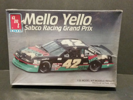 AMT 1/25 #42 MELLO YELLO KYLE PETTY 1991 SABCO RACING GRAND PRIX Model C... - $8.50