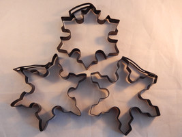 Williams Sonoma Snowflake Pancake Molds Non-stick - $20.02 CAD