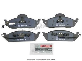 Mercedes ML320 ML350 ML430 (1998-2005) Front Brake Pad Set BOSCH QUIETCAST - $88.80