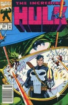The Incredible Hulk #395 Newsstand Cover (1968-1999) Marvel Comics - $4.99