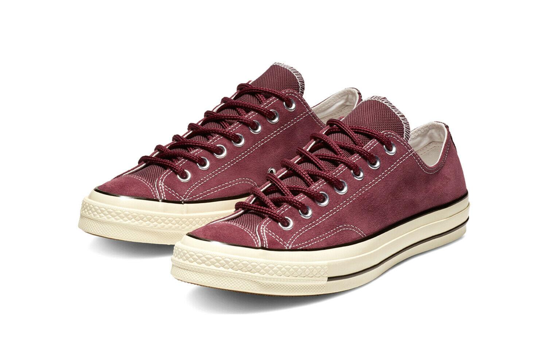 Converse Damen CTAS Lift Ripple Hi Sneaker Weiss