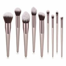 BBL® 4/9/10pcs/Set Luxury Champagne Gold Makeup Brushes Set Reals - €11,94 EUR