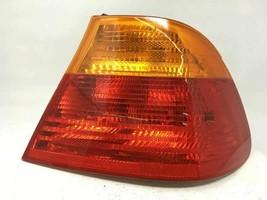 2001-2003 Bmw M3 Passenger Right Side Tail Light Taillight OEM 15965 - $65.33