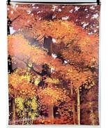 Vintage Retro Paint Art Print Forest Poster Decor Wall Paper Section Mat... - $19.79