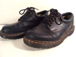 DR. MARTENS AIRWAIR CLASSIC MEN'S LEATHER SHOES SIZE 7, ENGLAND 8-53159 ... - $28.95