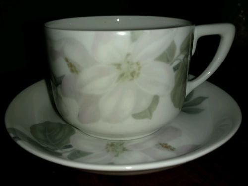 Primary image for ROSENTHAL Selb-Bavaria POMONA Isolde tea cup and saucer (7) available