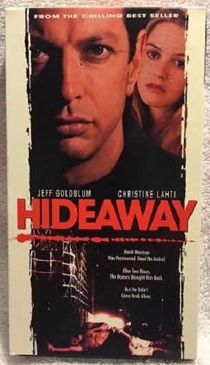 Hideaway vhs