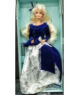1995 Avon Winter Velvet Barbie Doll #15571 New in Box - $19.79