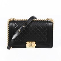 Chanel Boy Quilted Lambskin Bag - $4,260.00