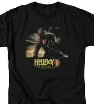 Hellboy II The Golden Army T Shirt Abe Sapien Liz Dark Horse Comics tee UNI113 image 2