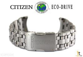 Citizen Conducción Ecológica. JY0050-55L Titanio Color Plata Correa de Reloj - $370.16