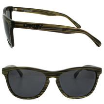 Oakley Frogskins LX de Marque Vert W/Grises Polarisées OO2043-09 - $176.34