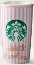 Starbucks 2016 South Carolina Local Collection Double Wall Tumbler NEW - $149.99