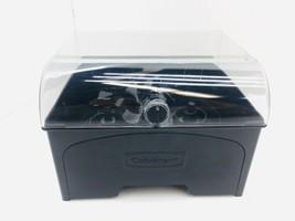 Cuisinart FP-16/14 BKSC Black Locking Storage Case only - $20.88