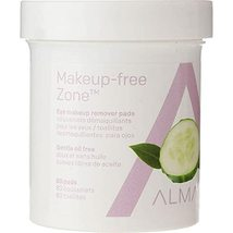 Almay Oil Free Gentle Eye Makeup Remover Pads, 80 Ct (3 Pack) - $14.15