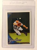 2010 Topps Brett Gardner #547 New York Yankees Baseball Cards  - $0.94