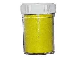 Stampendous Fun Flock Powder, Lemonade Yellow #FL407