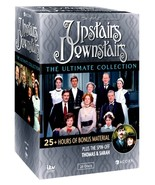 Upstairs Downstairs: Ultimate Collection (DVD, 26 Discs) Complete Series... - $44.49
