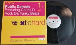 CB) Public Domain featuring Chuck D - Rock Da Funky Beats - Vinyl Music ... - £7.62 GBP