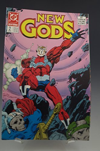 NEW GODS #2 DC COMIC BOOK 1989 [Paperback] [Jan 01, 1970] KALIBEK