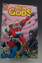 NEW GODS #2 DC COMIC BOOK 1989 [Paperback] [Jan 01, 1970] KALIBEK - $2.95